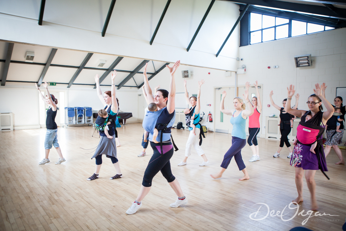 sling and dance fitness