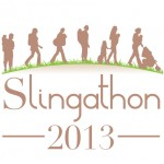 Sling-athon for International Babywearing Week