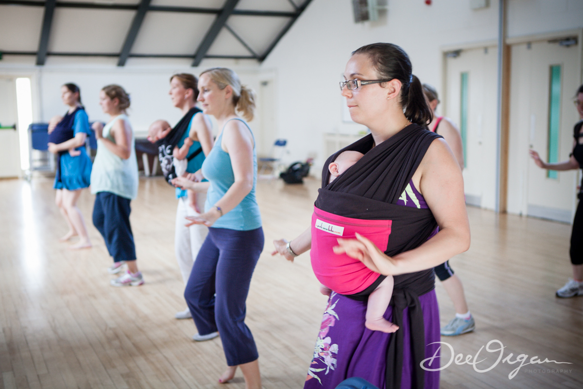 Sling and Dance Fitness Classes